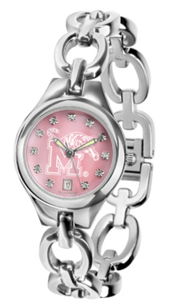 Memphis Tigers Eclipse Ladies Watch with Mother of Pearl Dial