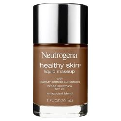 Merchandise 47100798 Neutrogena Healthy Skin Liquid Makeup Foundation Chestnut