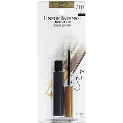 Merchandise 47849004 Loreal Intense Liner with Brush Tip 710 Black