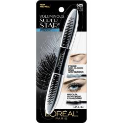 Merchandise 47852706 Loreal Voluminous Superstar Waterproof Mascara Blackest Black