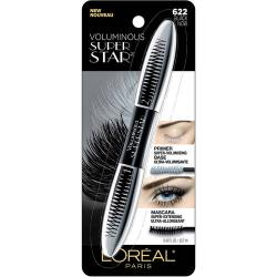 Merchandise 47853443 Loreal Voluminous Superstar Washable Mascara 621 Black