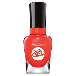 Merchandise 7513089 Sally Hansen Miracle Gel Nail Color 760 World Wide Red 0.5 fl oz