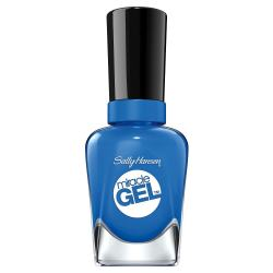 Merchandise 7513097 Sally Hansen Miracle Gel Nail Color 790 Byte Blue - 0.5 fl oz