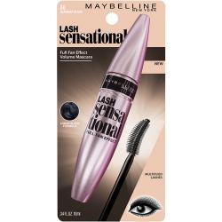 Merchandise 7574959 Maybelline New York Lash Sensational Mascara Blackest Black 0.34 fl oz