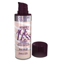 Merchandise 8147167 CoverGirl Simply Ageless Foundation - Ivory - 1 oz