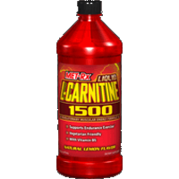 Met-Rx Liquid L-Carnitine 1500 Lemon 16 oz - METXLIQU0016LEMOLQ