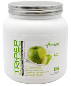 Metabolic Nutrition 4830102 Tri-Pep Green Apple - 40 Servings