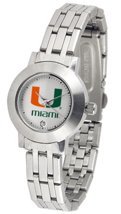 Miami Hurricanes Dynasty Ladies Watch