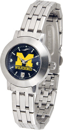 Michigan Wolverines Dynasty AnoChrome Ladies Watch