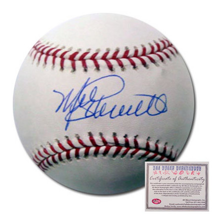 Mike Schmidt Philadelphia Phillies Autographed Rawlings MLB Baseball