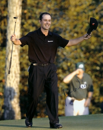 "Mike Weir Autographed Golf 8"" x 10"" Photograph (Unframed)"
