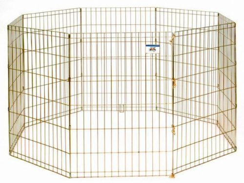 Miller Manufacturing 36in. Pet Exercise Pen 100410