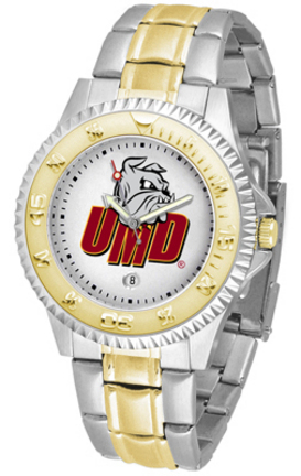 Minnesota (Duluth) Bulldogs Competitor Two Tone Watch