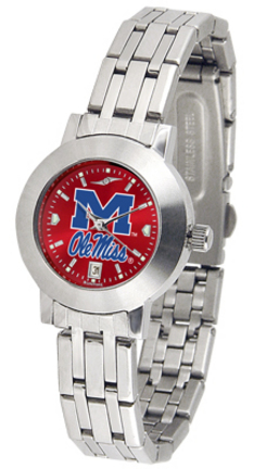 Mississippi (Ole Miss) Rebels Dynasty AnoChrome Ladies Watch