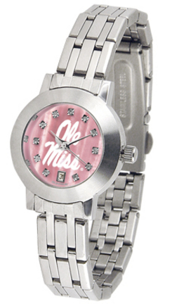 Mississippi (Ole Miss) Rebels Dynasty Ladies Watch with Mother of Pearl Dial