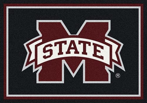 "Mississippi State Bulldogs 3'10""x 5'4"" Team Spirit Area Rug"