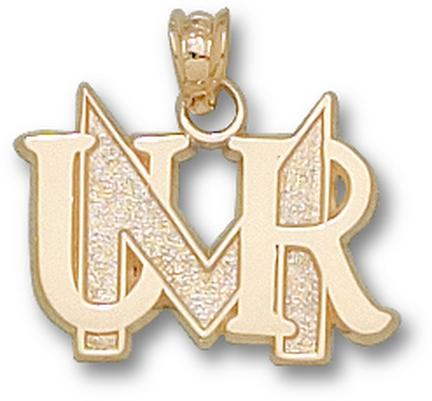 "Missouri (Rolla) Miners ""UMR"" 1/2"" Pendant - 10KT Gold Jewelry"