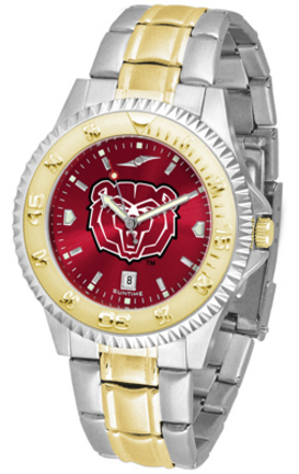 Missouri State University Bears Competitor AnoChrome Two Tone Watch