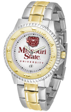 Missouri State University Bears Competitor Two Tone Watch
