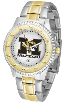 Missouri Tigers Competitor Two Tone Watch