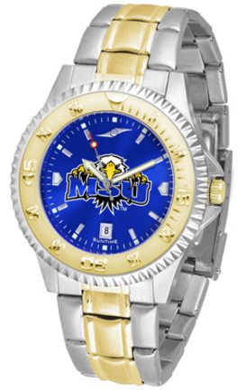 Morehead State Eagles Competitor AnoChrome Two Tone Watch