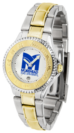 Morehead State Eagles Competitor Ladies Watch with Two-Tone Band