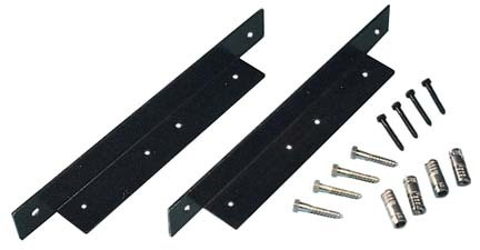 "Mounting Kit For One 6"" Pegboard Climber (Set of 2)"