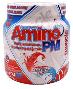 Muscle Elements 9230023 Amino Pm America Pop 40 Serves