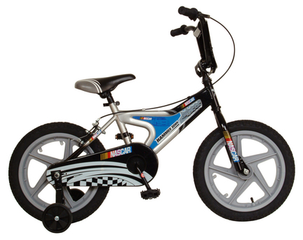 "NASCAR Hammer Down 16"" Bicycle"