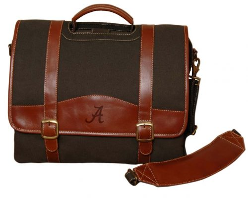 NCAA Alabama Crimson Tide Greenmill Canyon Computer Briefcase