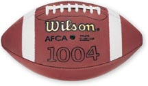 NCAA GST Game 1001 Pattern Football from Wilson