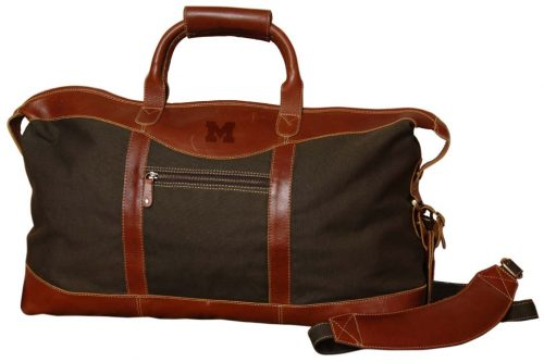 NCAA Michigan Wolverines Pine Canyon Duffel Bag