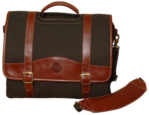 NCAA Ohio State Buckeyes Greenmill Canyon Computer Briefcase