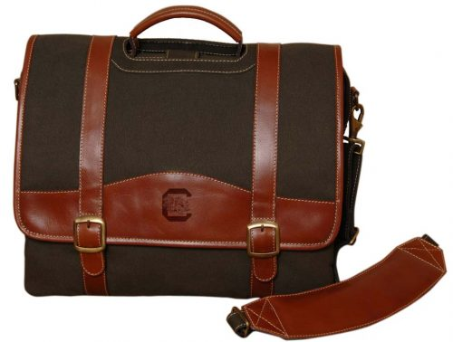 NCAA South Carolina Gamecocks Greenmill Canyon Computer Briefcase
