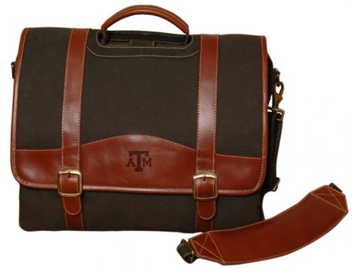 NCAA Texas A & M Aggies Greenmill Canyon Computer Briefcase