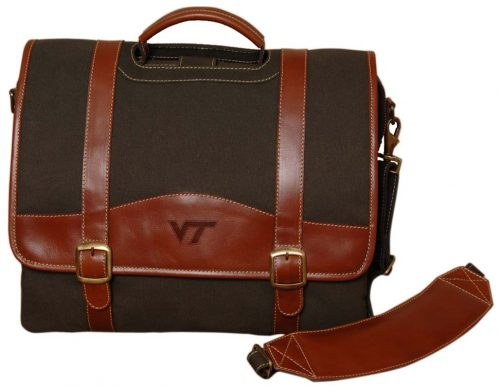 NCAA Virginia Tech Hokies Greenmill Canyon Computer Briefcase