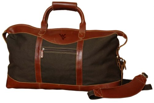 NCAA West Virginia Mountaineers Pine Canyon Duffel Bag