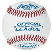 NFHS Baseballs from Rawlings - One Dozen