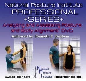 National Posture Institute Analyzing And Assessing Posture And Body Alignment DVD
