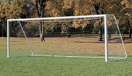 Nets for Youth 18' Soccer Goals - 1 Pair