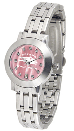 Nevada Wolf Pack Dynasty Ladies Watch with Mother of Pearl Dial