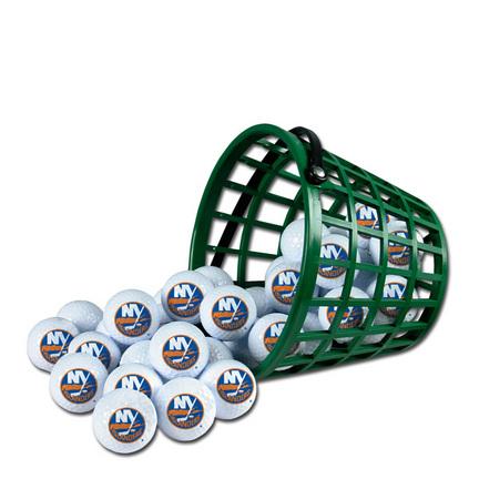 New York Islanders Golf Ball Bucket (36 Balls)