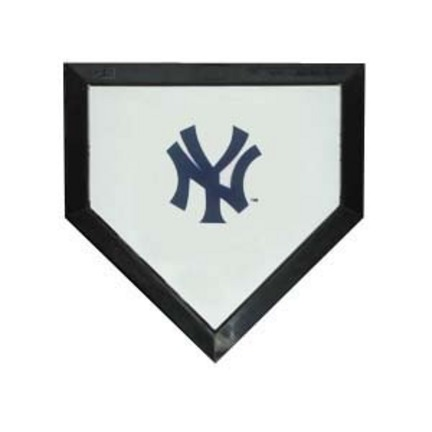 New York Yankees Licensed Authentic Pro Home Plate from Schutt