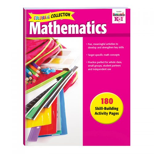 Newmark Learning NL-4684 Early Mathematics Activities