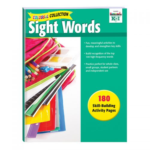 Newmark Learning NL-4685 Sight Word Activities