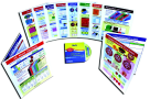 Newpath Fractions And Decimals Visual Learning Guides Collection