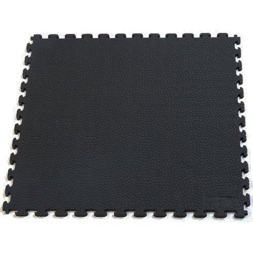 Norsk-Stor NSMPRT6BLK Rhino-Tec Multi-Purpose PVC Sport Floor- 6-Pack- Black