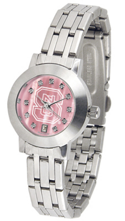North Carolina State Wolfpack Dynasty Ladies Watch with Mother of Pearl Dial