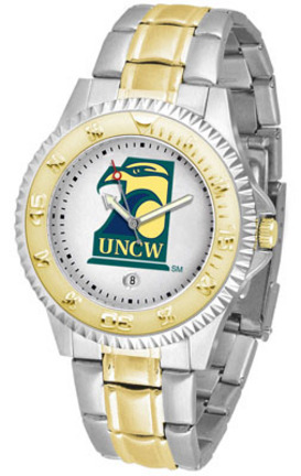 North Carolina (Wilmington) Seahawks Competitor Two Tone Watch