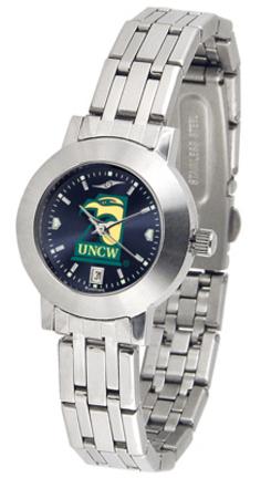 North Carolina (Wilmington) Seahawks Dynasty AnoChrome Ladies Watch